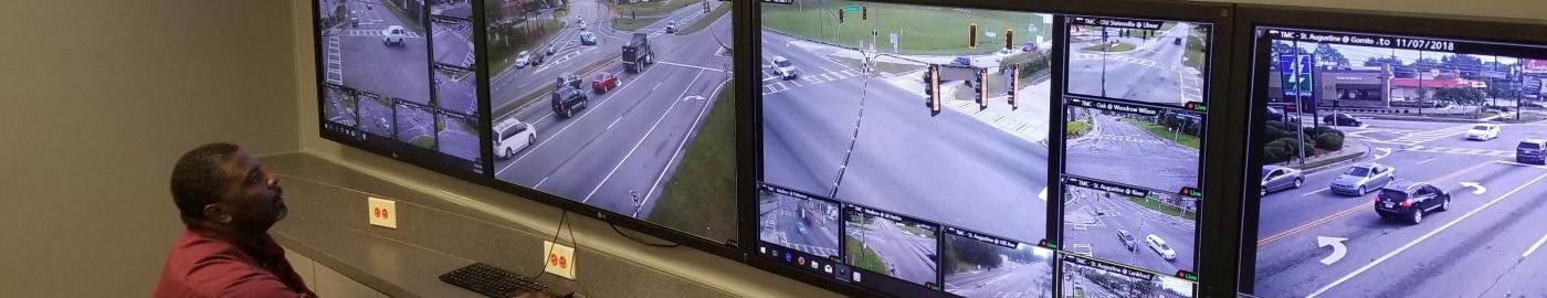Traffic Management Screens