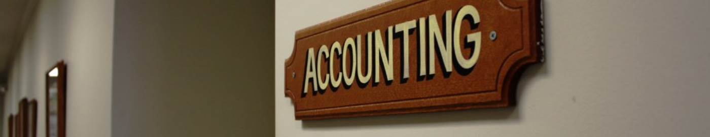 Accounting Sign