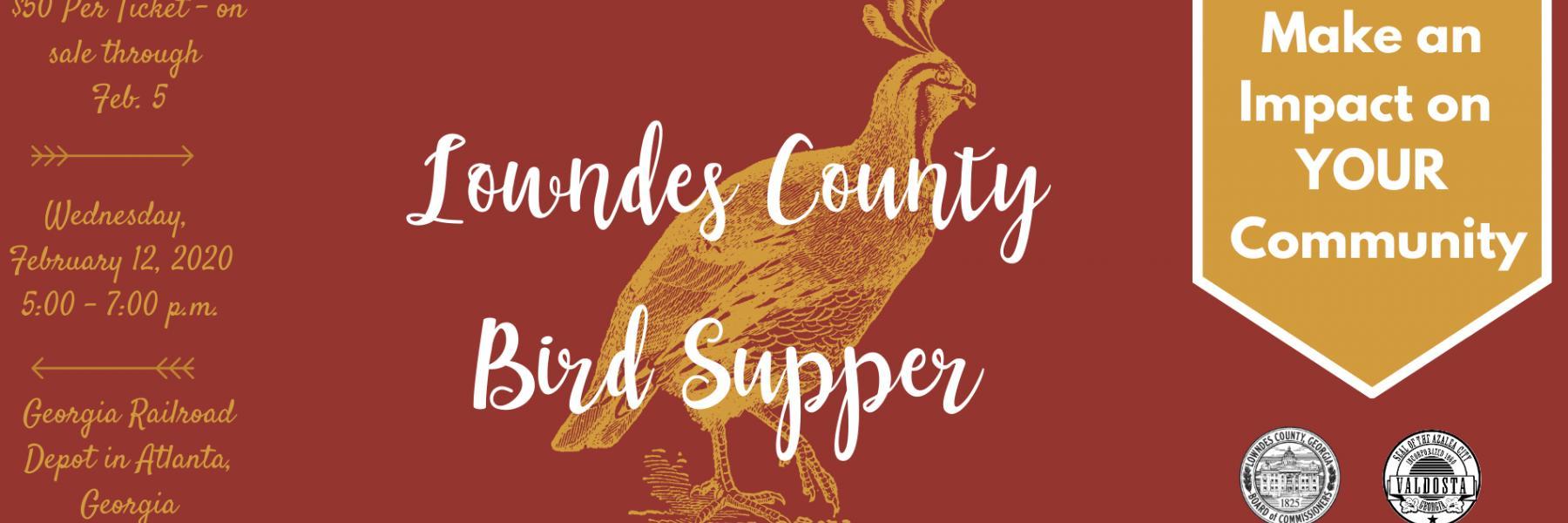 Bird Supper