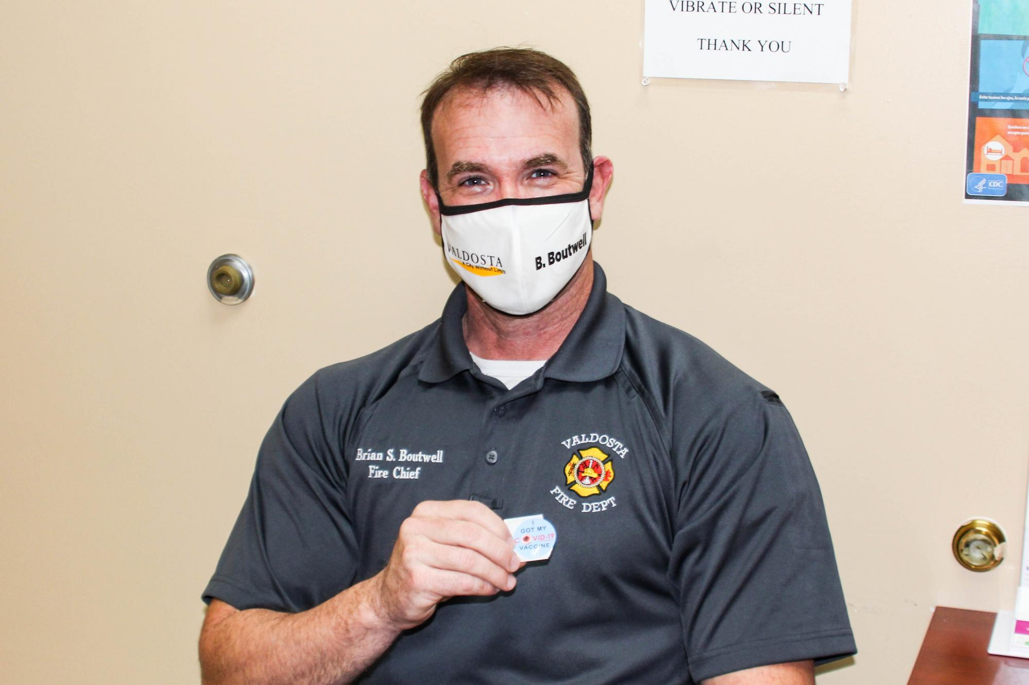 img_9446 Police and Fire Chief Receive Moderna COVID-19 Vaccine Business Health [your]NEWS