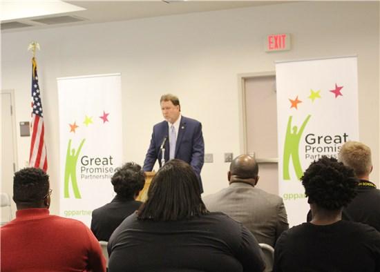 Great Promise Partnership Cornerstone Community
