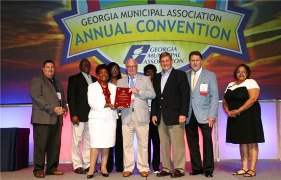 Great Promise Partnership Cornerstone Community Trailblazer Award