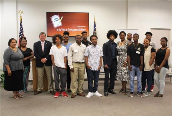 Great Promise Partnership 2017 Summer Orientation